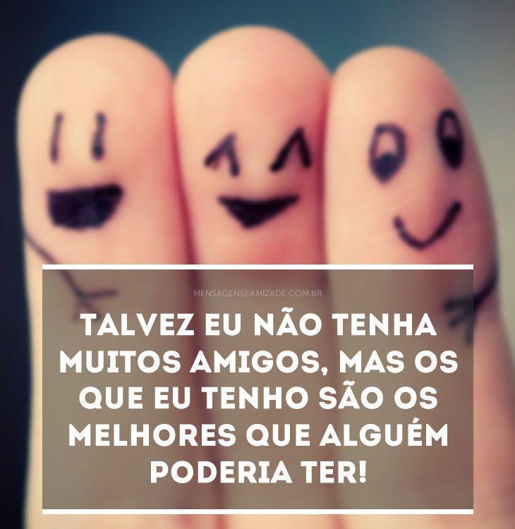 Imagem de Amizade três dedos